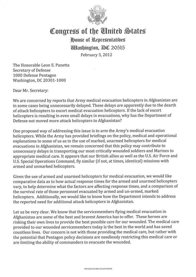 Congress  MEDEVAC Matters  Page 18