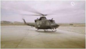 Norwegian MEDEVAC helicopter 2012